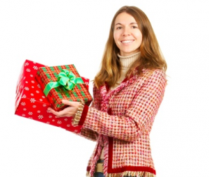 Minder kerstpakketten in 2013
