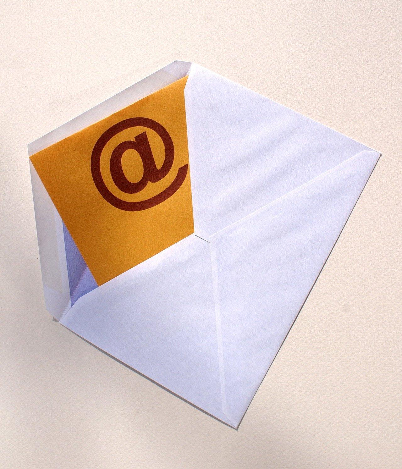 Een zakelijk e-mailadres aanmaken